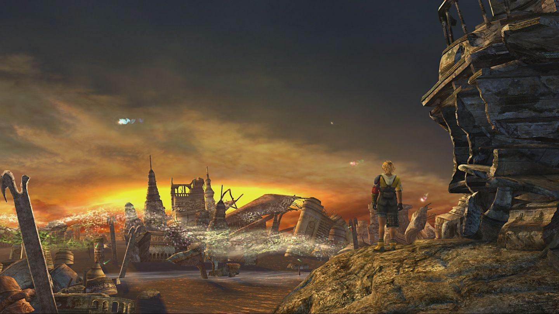 Switch Final Fantasy X / X-2 HD Remaster