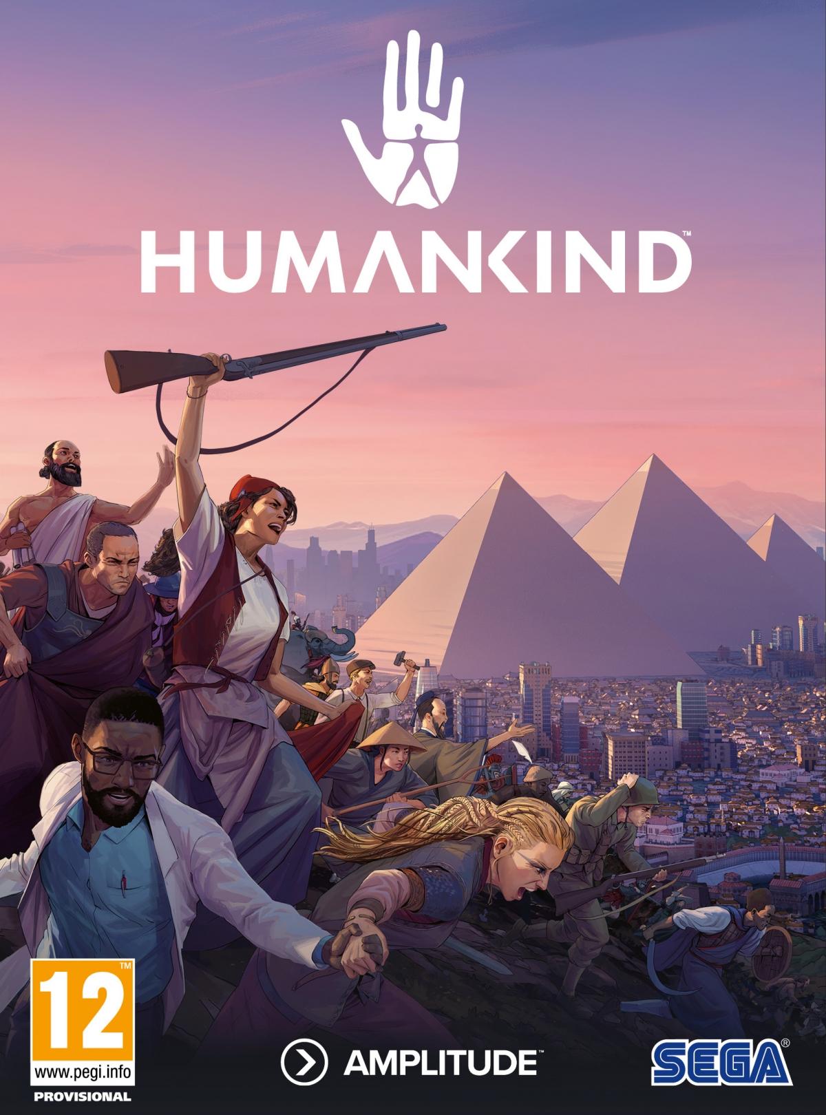 PC Humankind Steelbook Edition