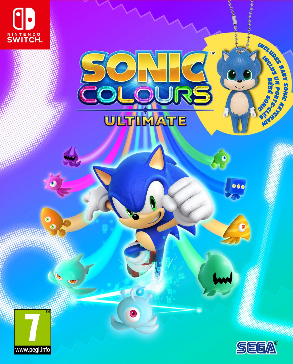 Switch Sonic Colours Ultimate