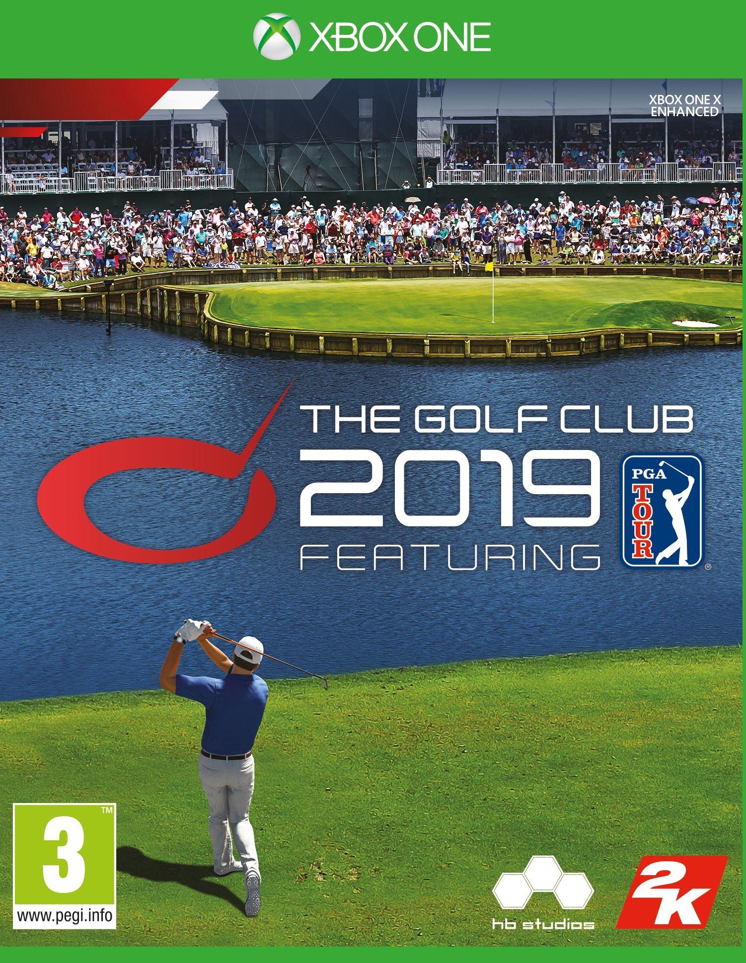 XBOXOne The Golf Club 2019