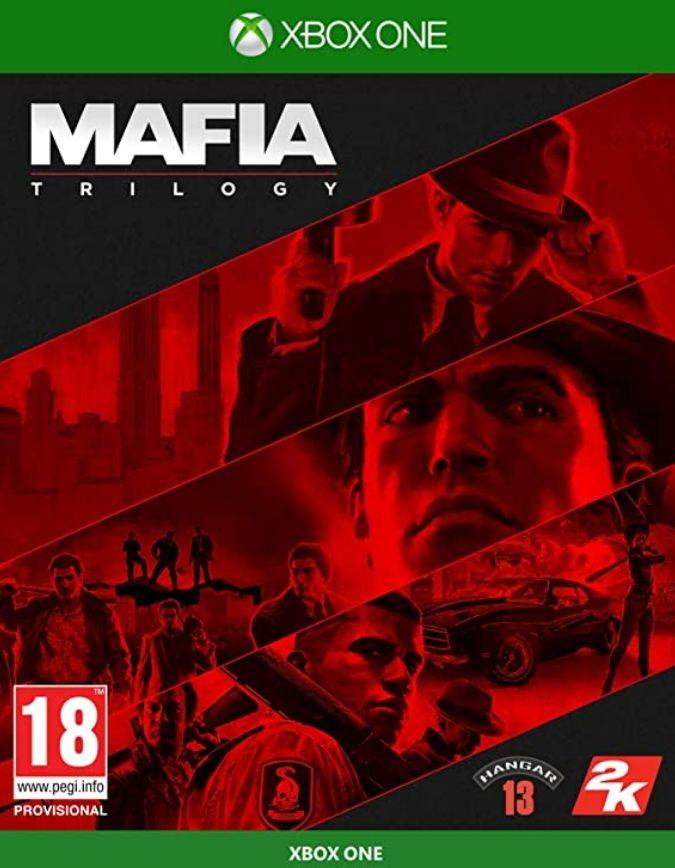 XBOXOne Mafia Trilogy