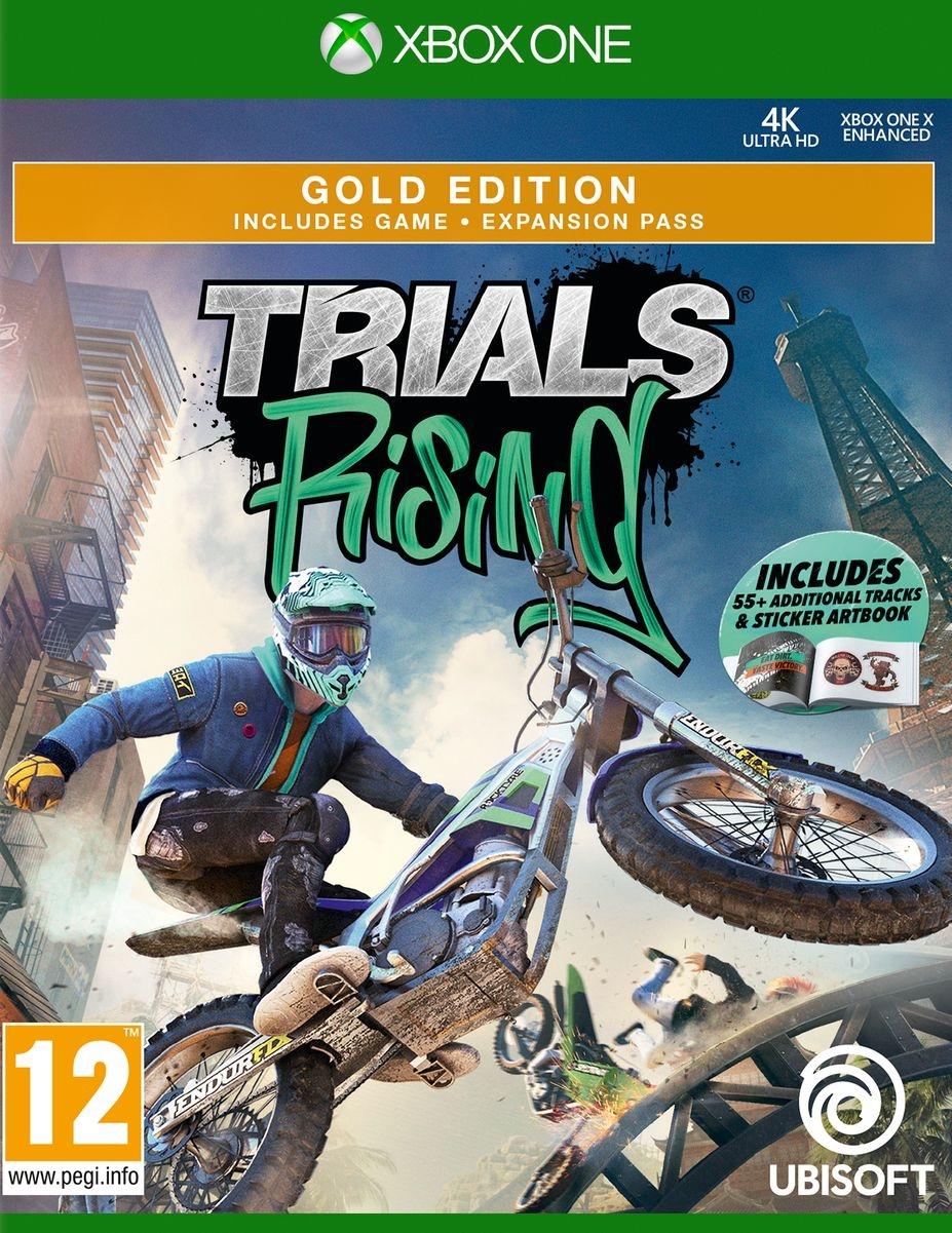 XBOXOne Trials Rising Gold Edition