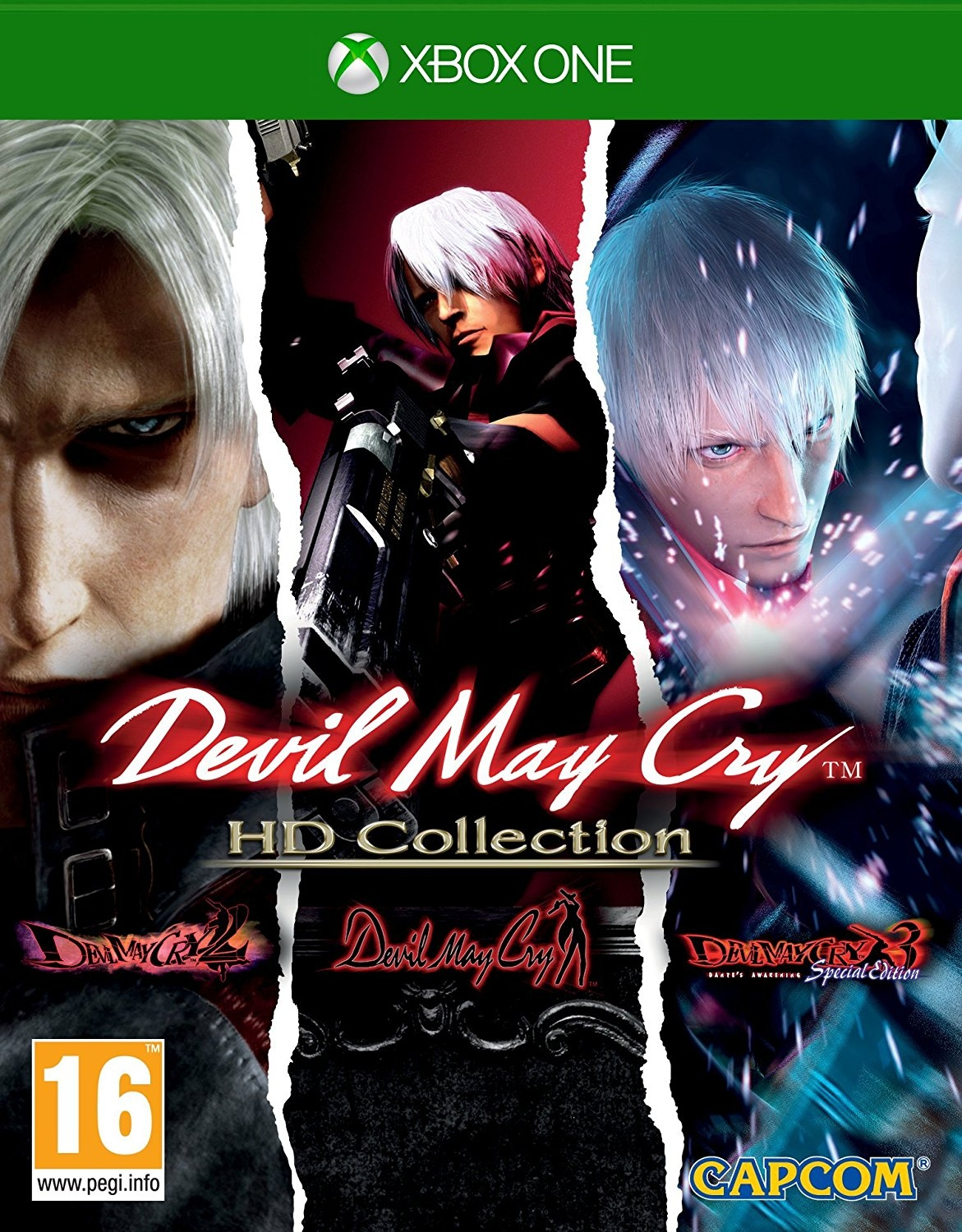 XBOXOne Devil May Cry HD Collection