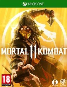 XBOXOne Mortal Kombat 11