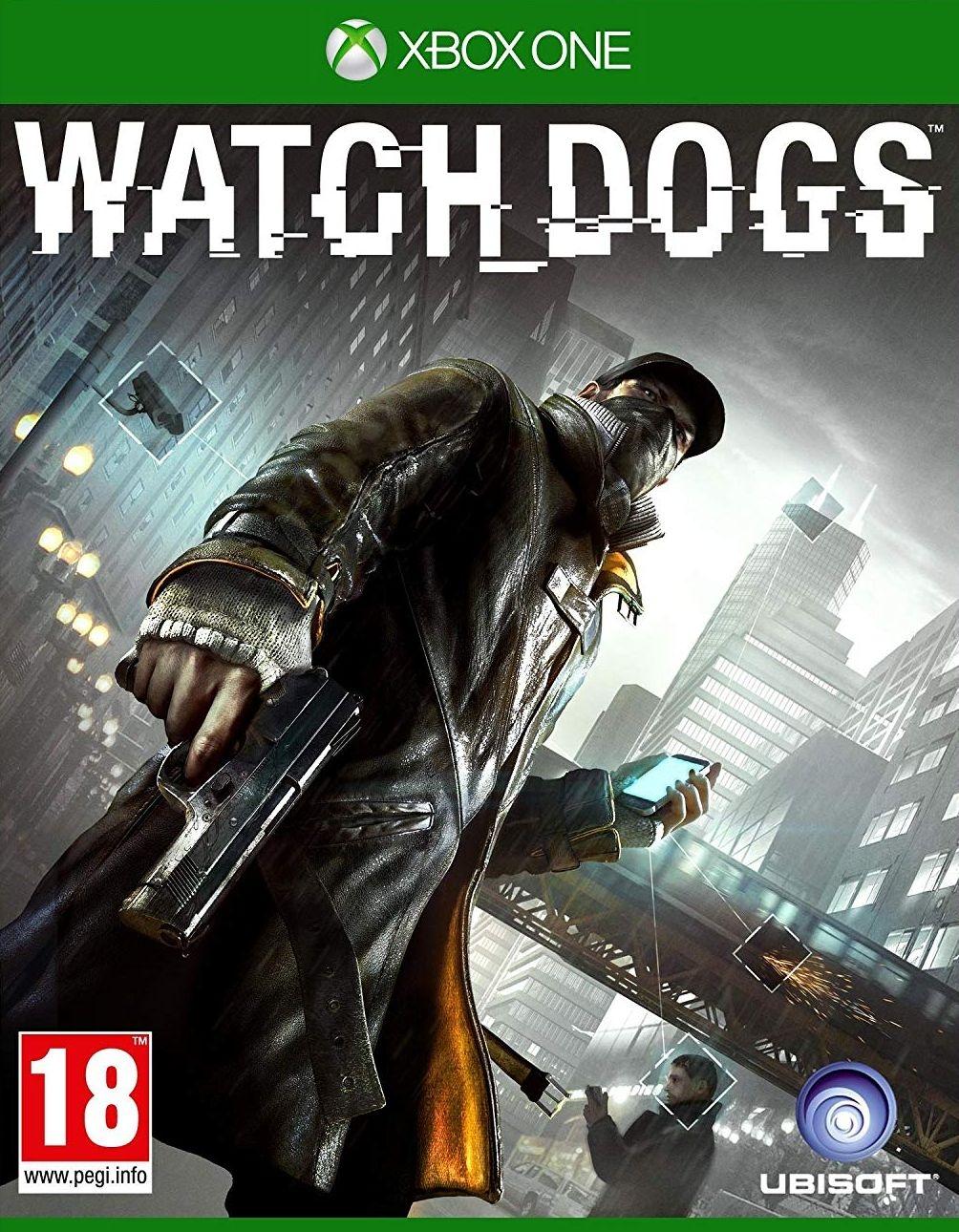 XBOXOne Watch Dogs