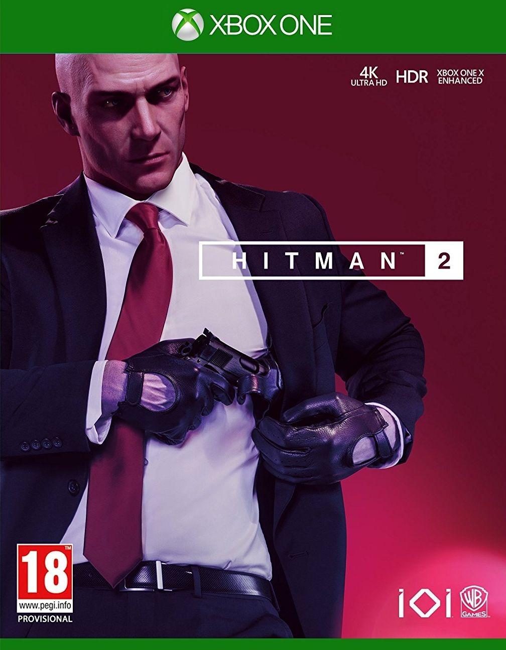 XBOXOne Hitman 2