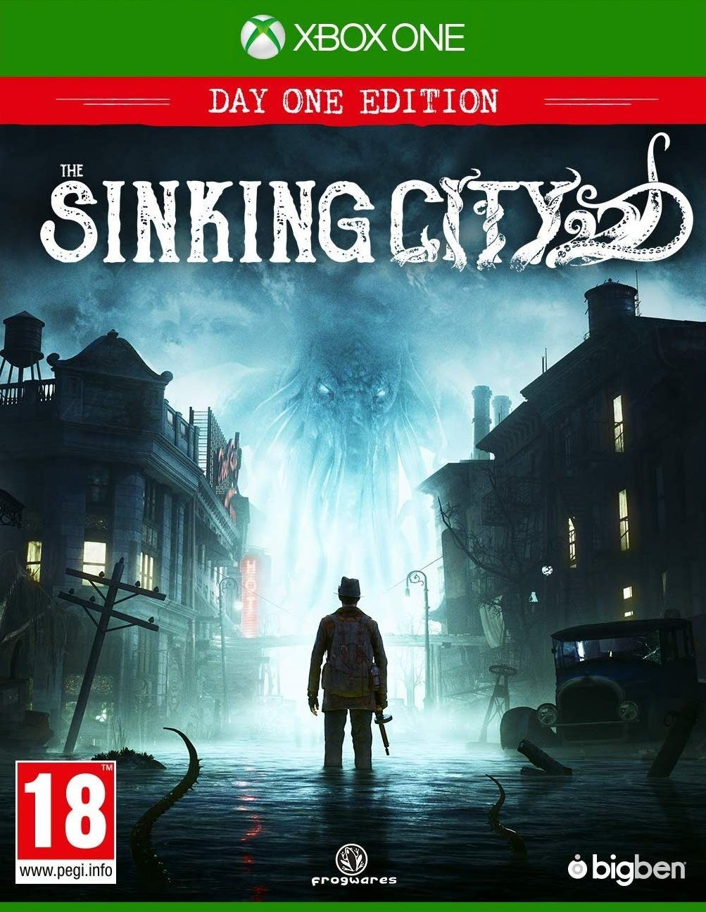 XBOXOne The Sinking City Day One Edition