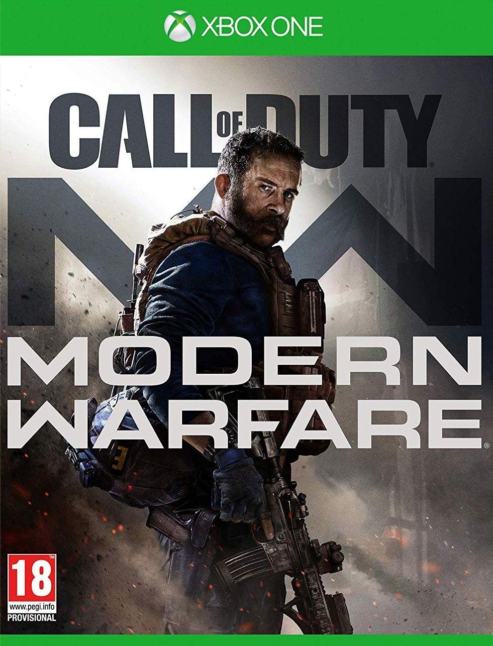 XBOXOne Call of Duty Modern Warfare